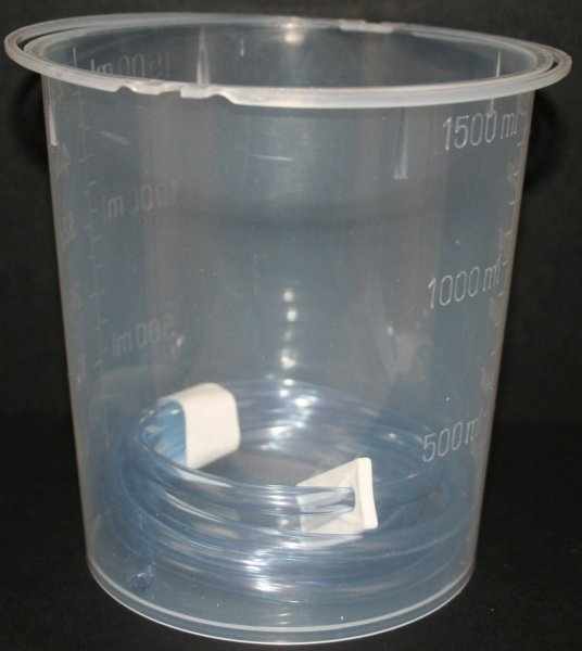 Enema Bucket (1 qt size)