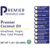 Coconut Oil (1lb 2oz)