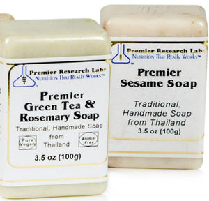 Soap - Green Tea & Rosemary