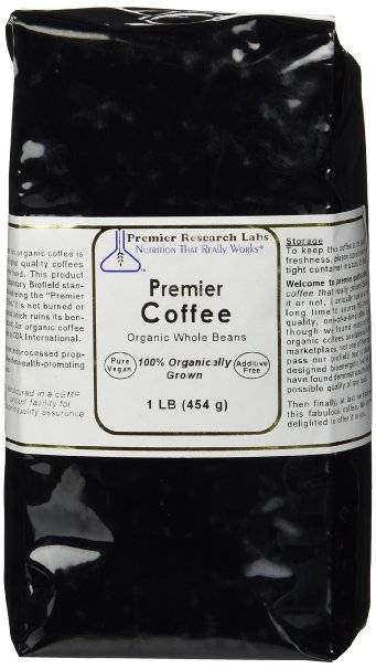 Coffee, Premier Organic (1lb)  (not eligible for discounts)