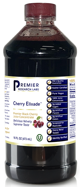 Cherry Elixade (16 oz)