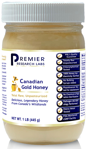 Honey Canadian Gold  (1 lb)  (not eligible for discounts)