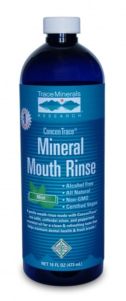Mineral Mouth Rinse (16 oz)
