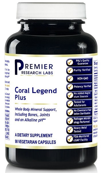 Coral Legend Plus (90 or 300 Vcaps)