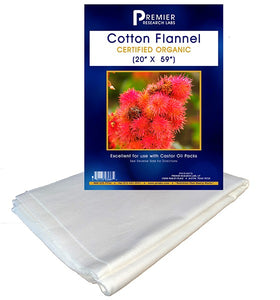 "Cotton Flannel (20 x  59"")"""