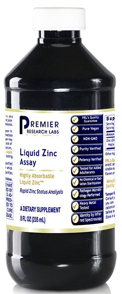 Liquid Zinc Assay (8 oz)