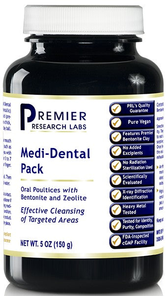 Medi-Dental Pack (8 oz powder)