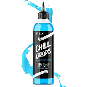 CHILL DROPS - TRANSPARENT