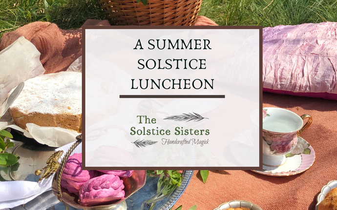A Summer Solstice Luncheon