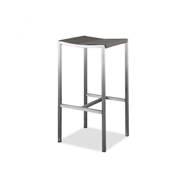 Whiteline Modern Living BS1597 Stone Indoor/Outdoor Barstool - homeconvex