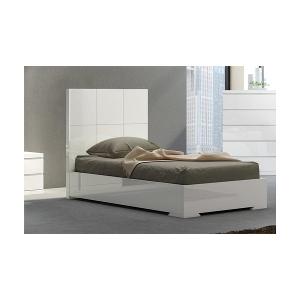 Whiteline Modern Living BT1207 Anna Twin Bed - homeconvex