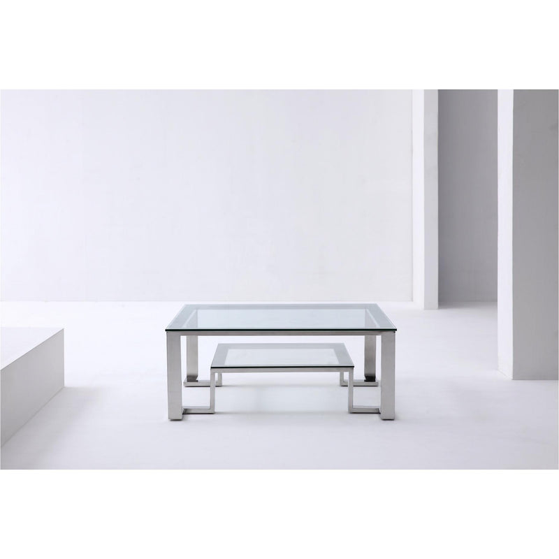 Whiteline Modern Living CT1447 Fab Coffee Table - homeconvex