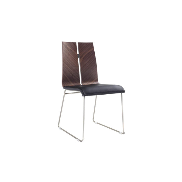 Whiteline Modern Living DC1191 Lauren Dining Chair - homeconvex