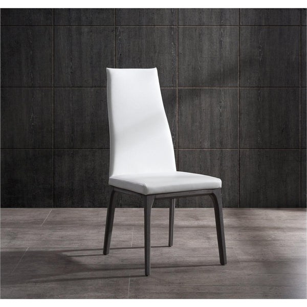 Whiteline Modern Living DC1305P Ricky Dining Chair - homeconvex