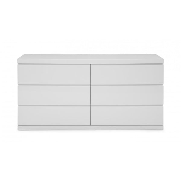 Whiteline Modern Living DR1207D Anna Double Dresser - homeconvex