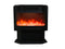 "Sierra Flame INS-FM-30 30"" Insert Insert with Dual Steel Surround"