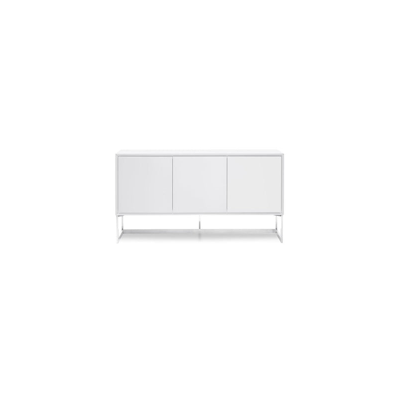 Whiteline Modern Living SB1404 Fiona Buffet High Gloss White - homeconvex