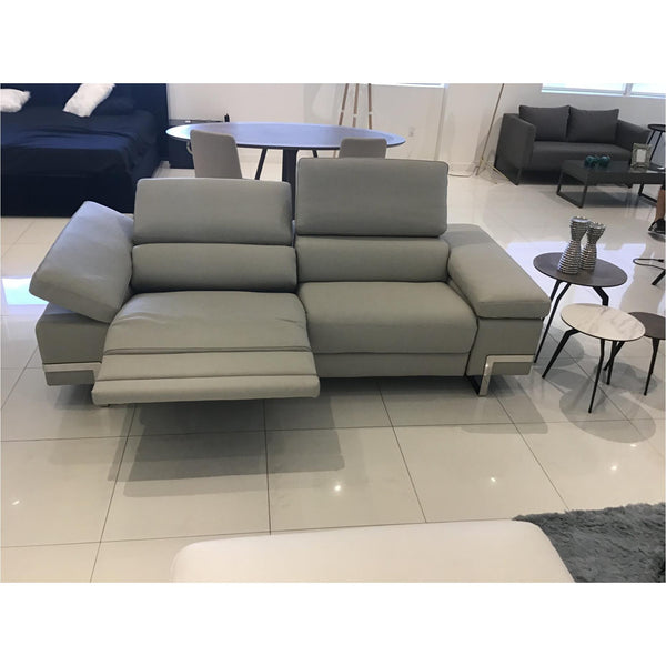 Whiteline Modern Living SO1424L Livio Sofa Light Grey - homeconvex