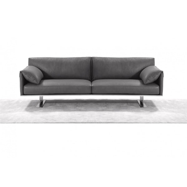 Whiteline Modern Living SO1616 Gaber Sofa Grey - homeconvex