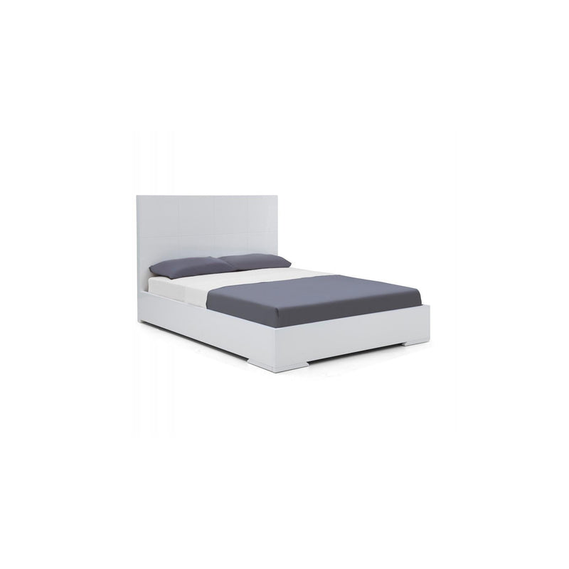 Whiteline Modern Living BQ1207 Anna Queen Bed - homeconvex