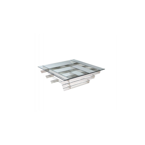 Whiteline Modern Living CT1376 Aura Coffee Table - homeconvex