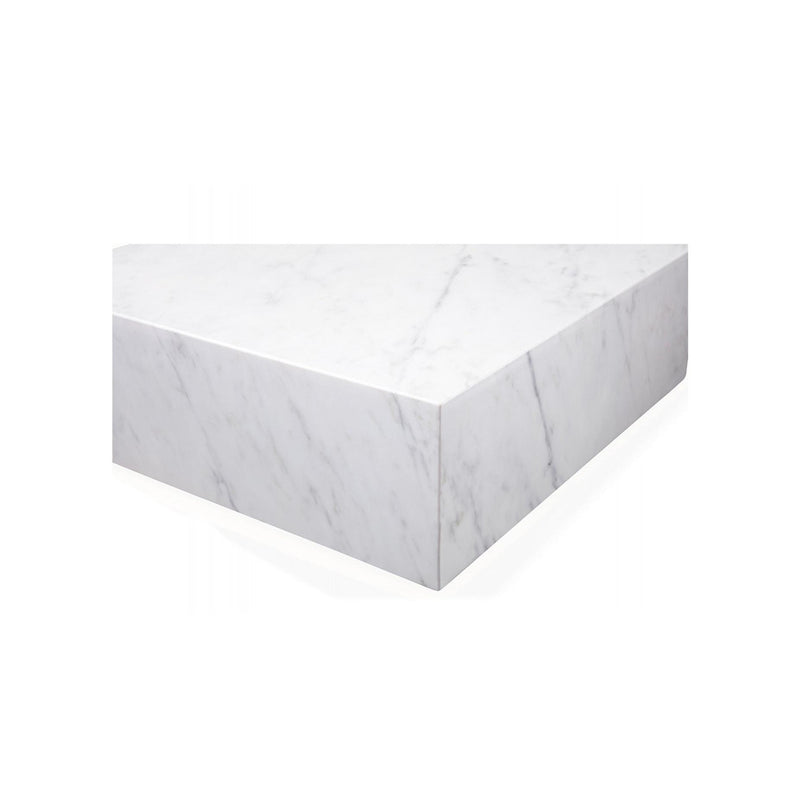 Whiteline Modern Living CT1667 Cube Coffee Table - homeconvex