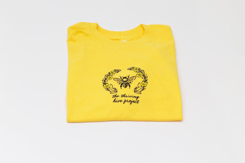 Yellow Short Sleeve Tee
