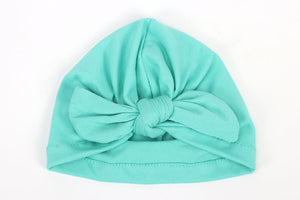 Baby Accessories Hair Headwears Baby Turban Hat Children Newborn Beanie Kids Baby Little Girl Baby Headwrap Girl Tiara