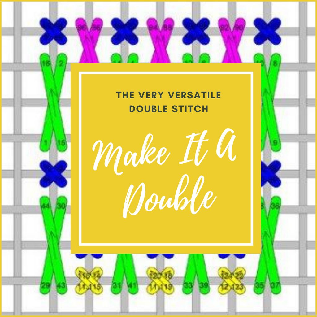 Make It A Double Stitch