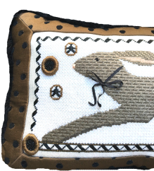 victorian step stitch needlepoint how to