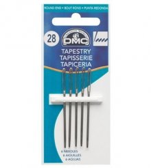 DMC Tapestry needles