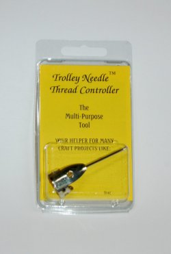 needle trolley for laying tool