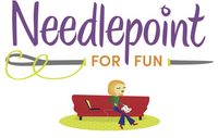 Needlepoint For Fun online store logo