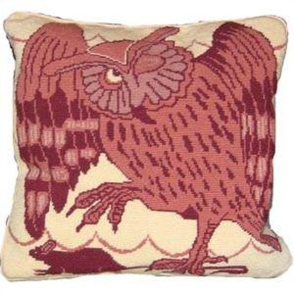Fine Cell Needlework Owl Needlepoint Kit