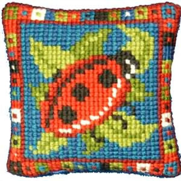 Little Ladybug Needlepoint Tapestry Kit