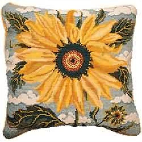 Sunflower Heaven Primavera Needlepoint