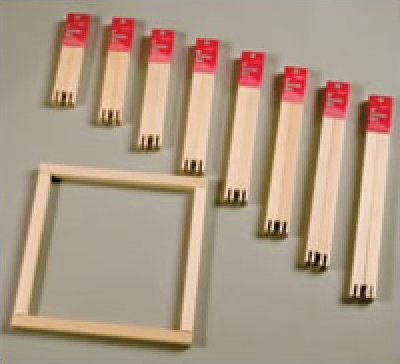 Needlepoint Stretcher Bars - 8-10 inch  - 8 Inch