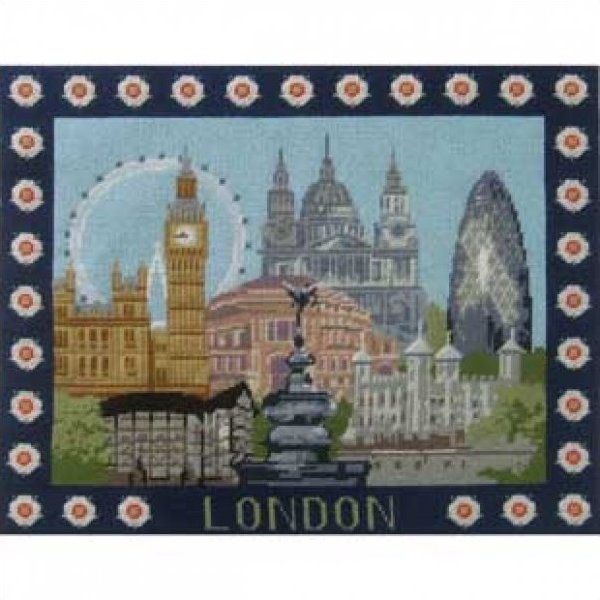 Primavera Needlepoint London