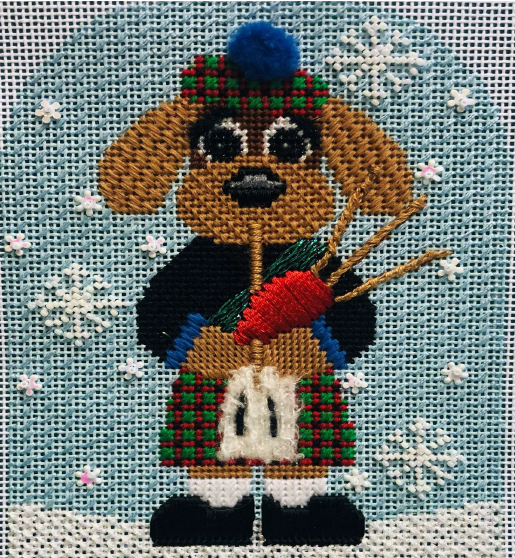 12Days of Christmas by Annie Lane - 11 Pipers Piping