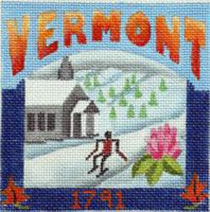 Vermont Needlepoint - Canvas Only
