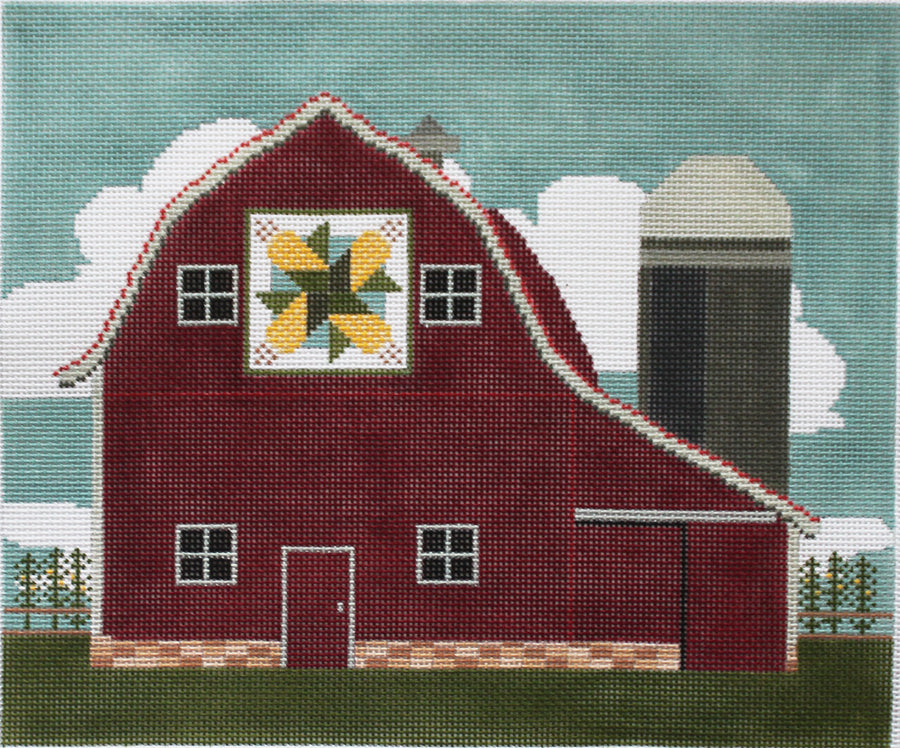 Quilter's Barn by Cindy Lindgren
