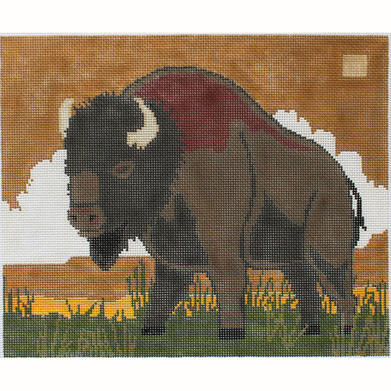 Buffalo by Cindy Lindgren