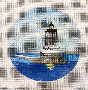 Angel's Gate Lighthouse - Canvas Only