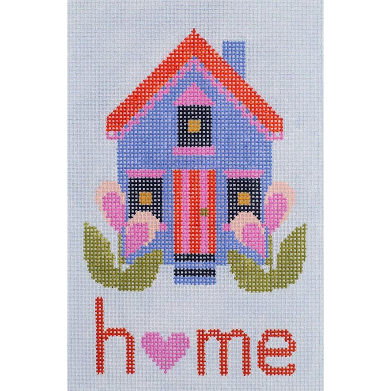 Home Needlepoint by Abigail Cecile