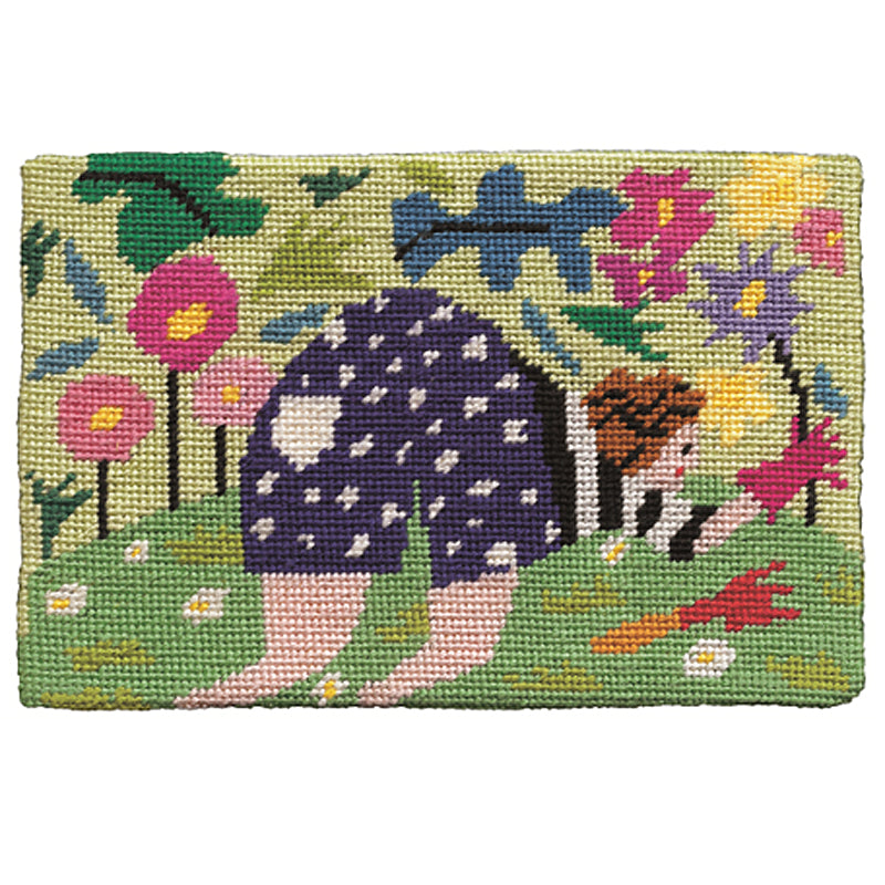 Jennifer Pudney Needlepoint Gardener's Bottom