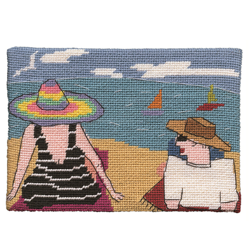 Jennifer Pudney Needlepoint No Worries