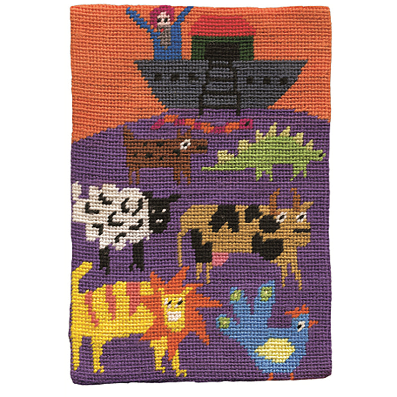 Jennifer Pudney Needlepoint Noah's Ark