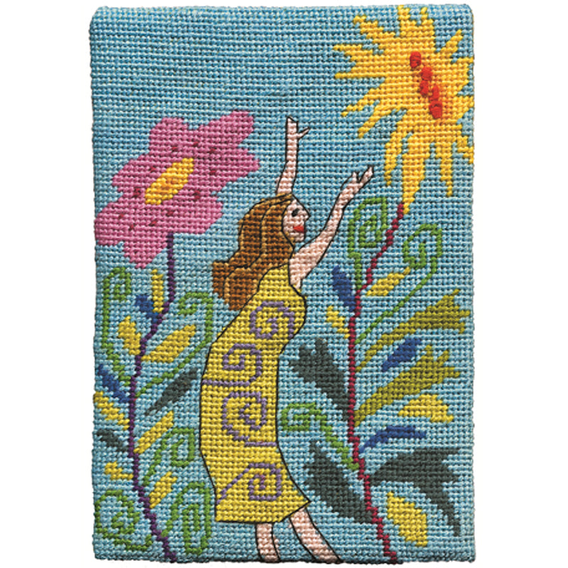 Jennifer Pudney Needlepoint Reach For The Sun