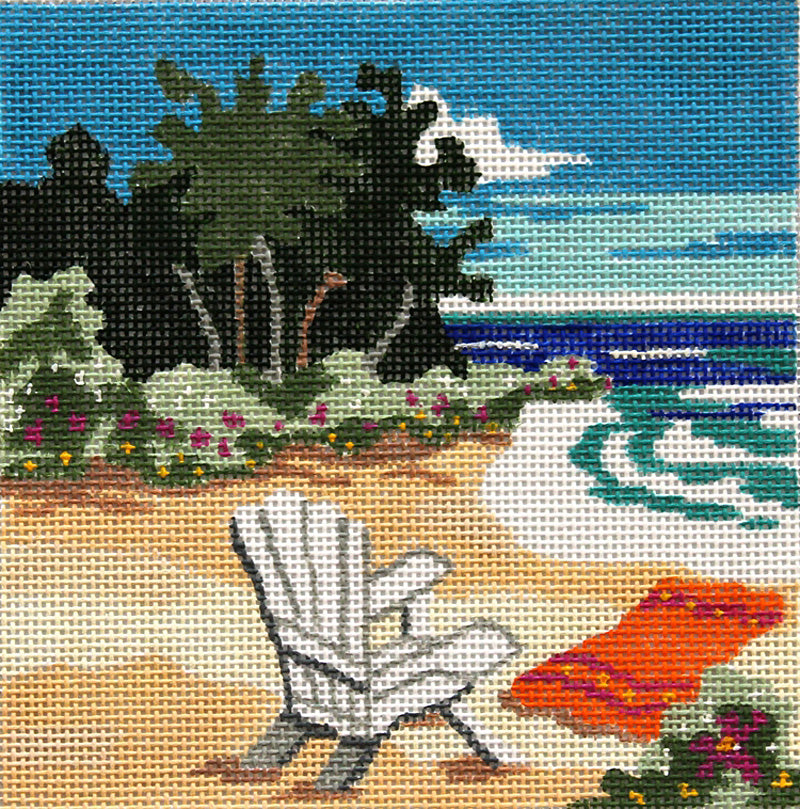 Beachside - My Spot 5 x 5