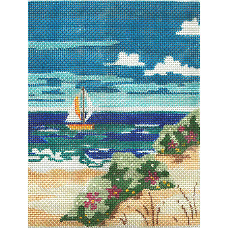 Sailboat at the Shore